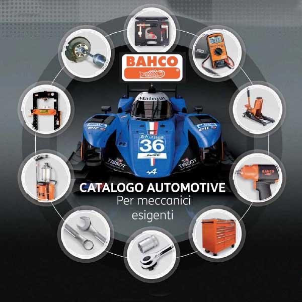 Bahco Catalogo Automotive General Utensili