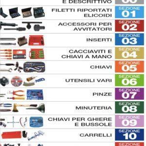 Fermec Catalogo Generale Sezioni General Utensili