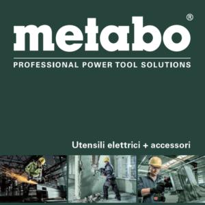 Metabo Catalogo Generale General Utensili