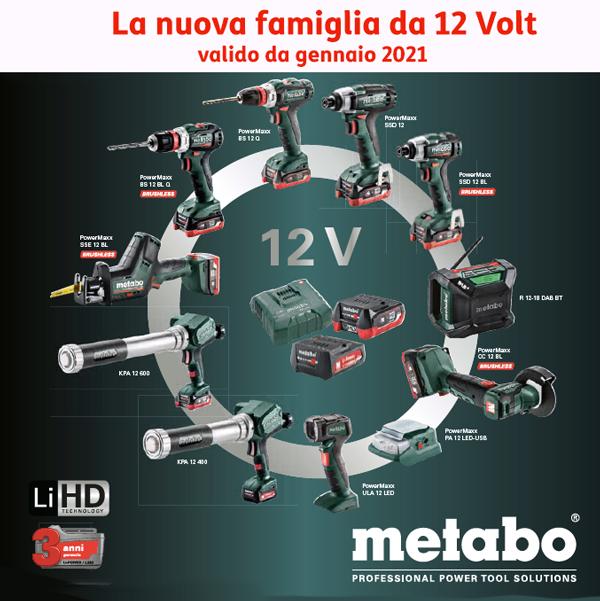 Metabo catalogo NUovi 2021 General Utensili